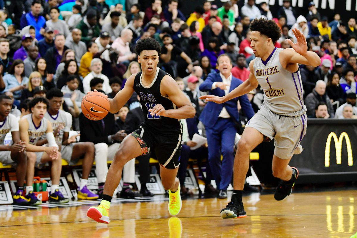 High School Basketball: Geico Nationals