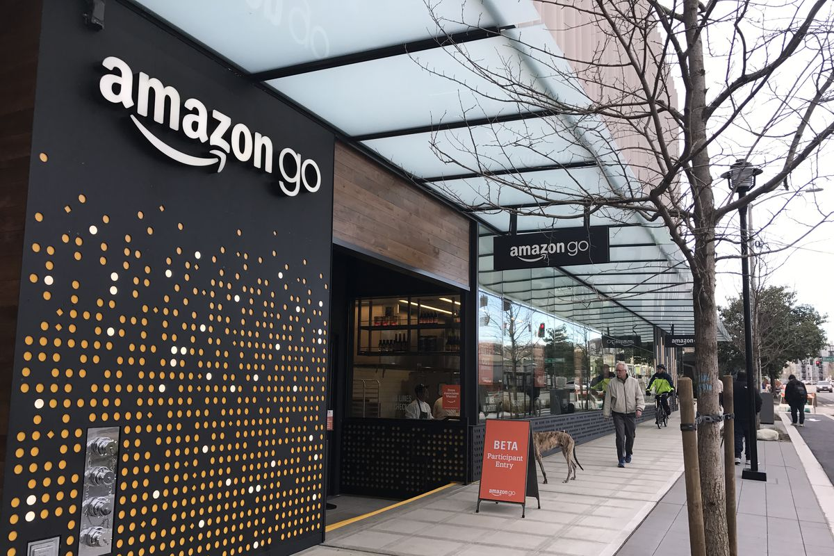 Range The Seattle Store ~ Cashierless amazon go stores coming to san francisco and