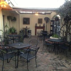 """8.) <a href=""""http://nola.eater.com/tags/oxalis"""">Oxalis'</a> lovely, eclectic Bywater courtyard, perfect for craft cocktails, small plates, and lounging. [Photo: <a href""""http://www.yelp.com/biz_photos/oxalis-new-orleans?select=08voWit7SG6kTLeALpVD9Q#RDyifn"""