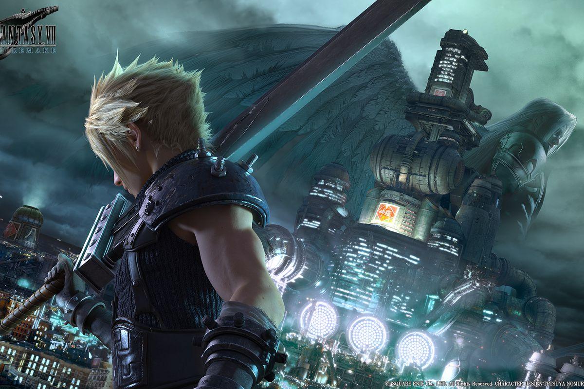 Tetsuya Nomura: Final Fantasy 7 Remake was announced too ...