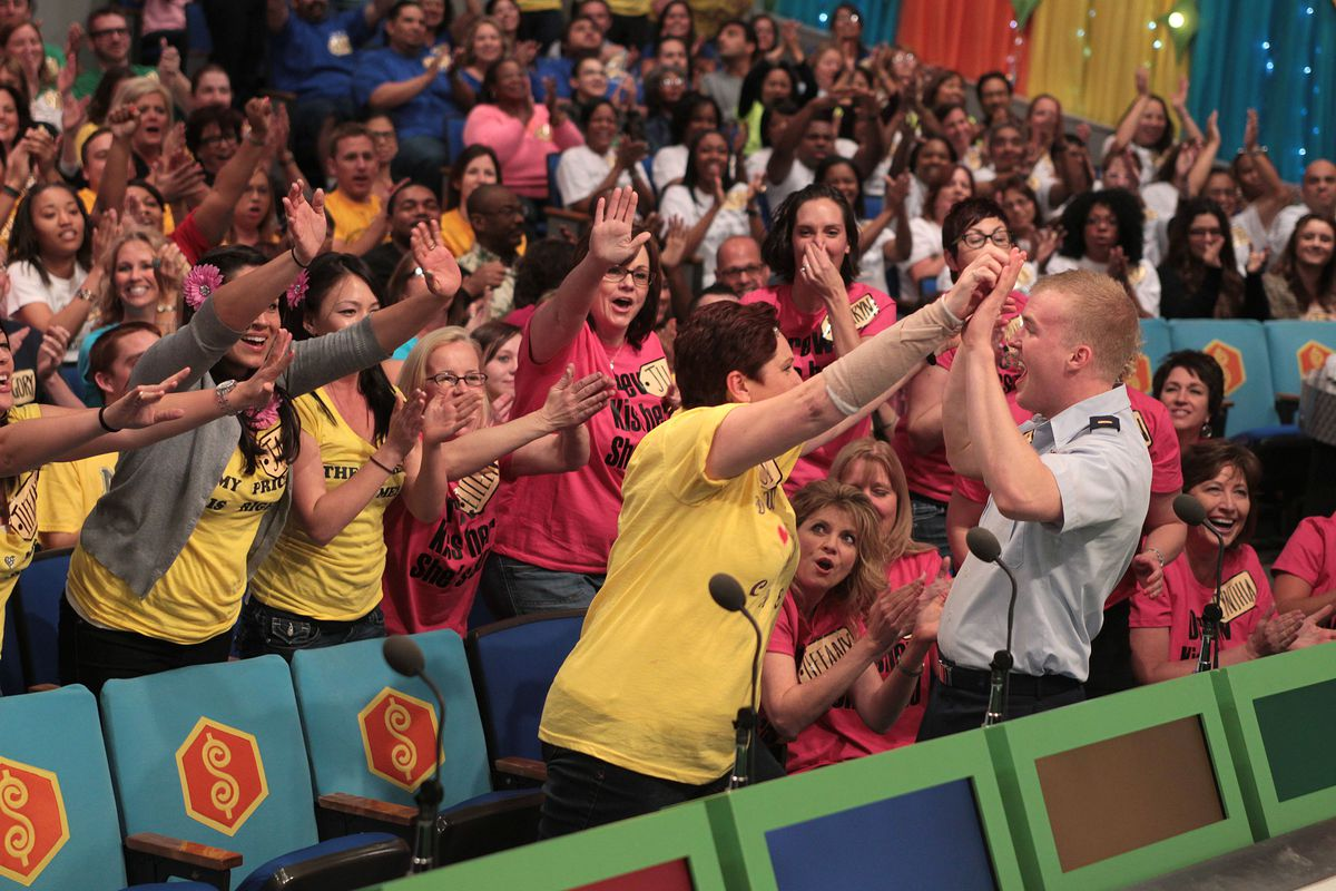 CBS' 'The Bold And The Beautiful' Showcase On 'The Price Is Right'