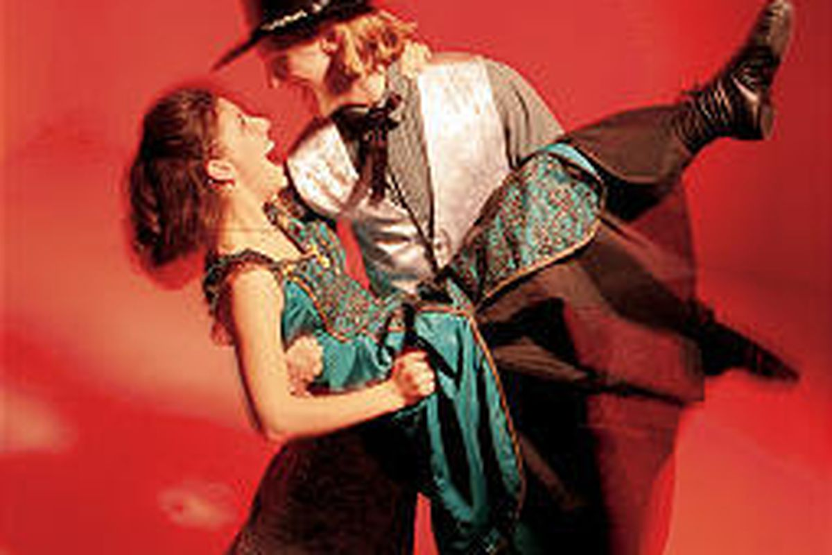 Brittani and Trent Brown performed at Lagoon in 1996 and 1997.