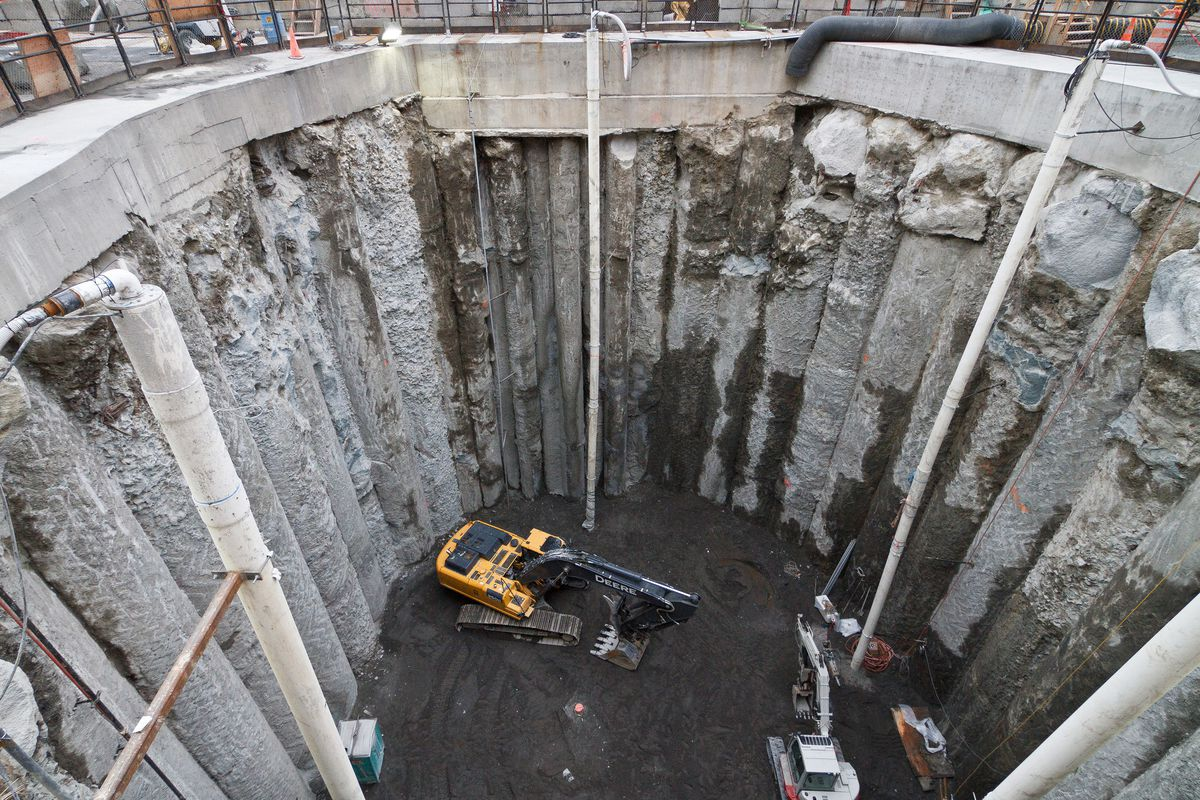 Seattle and Washington state are pouring millions of dollars into this pit.