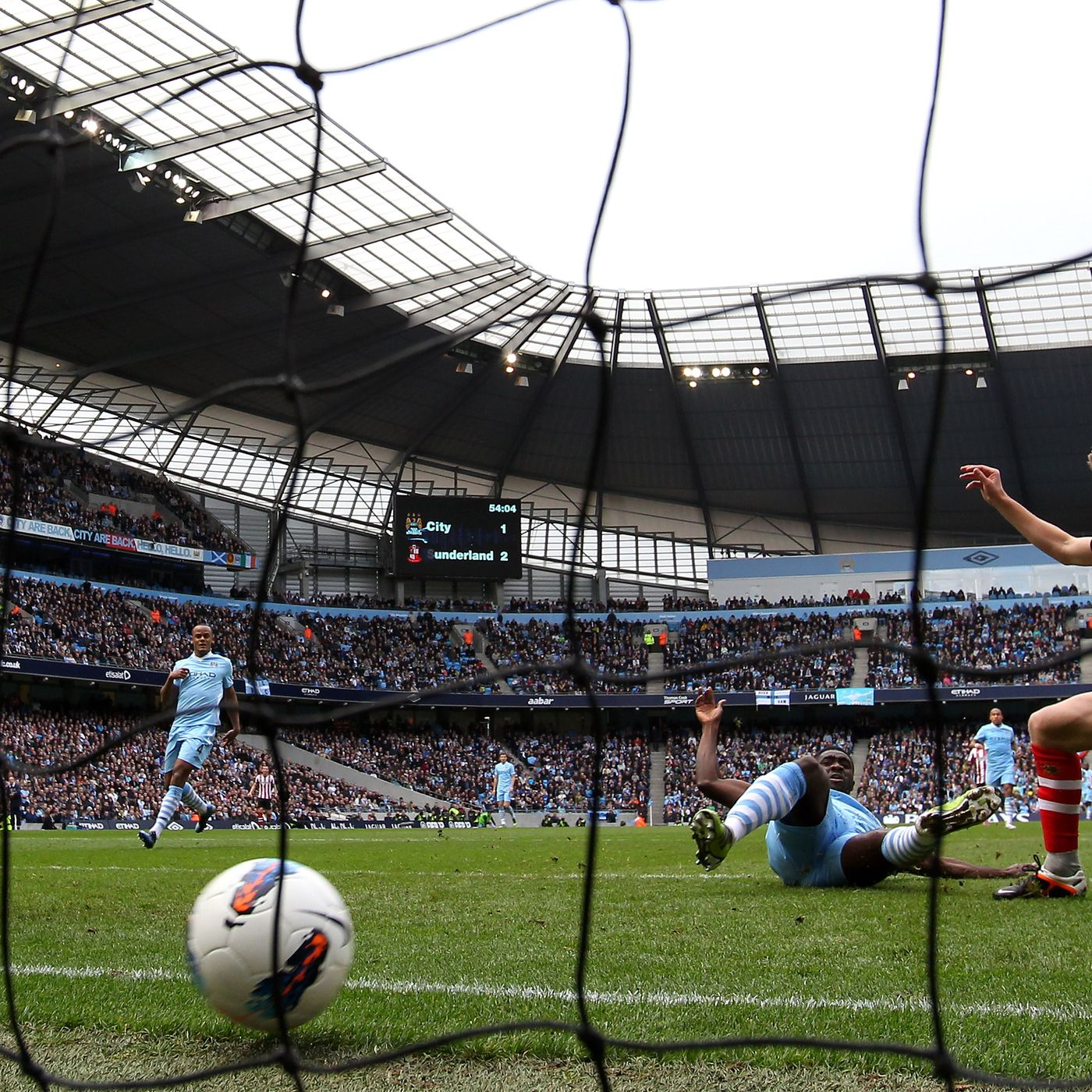 On This Day (2012): Manchester City score two late goals to deny Sunderland in 3-3 thriller!