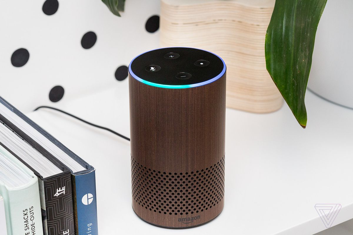Amazon made a special version of Alexa for hotels with Echo