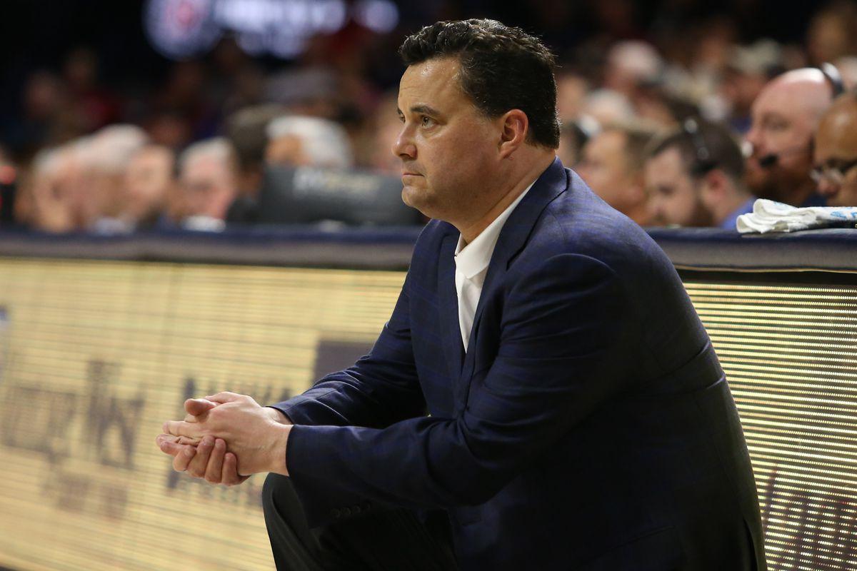 NCAA Basketball: Washington State at Arizona