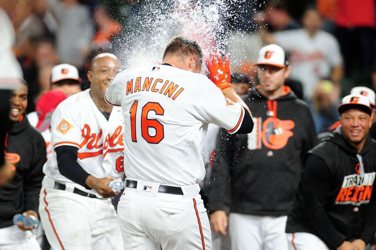 MLB: Pittsburgh Pirates at Baltimore Orioles
