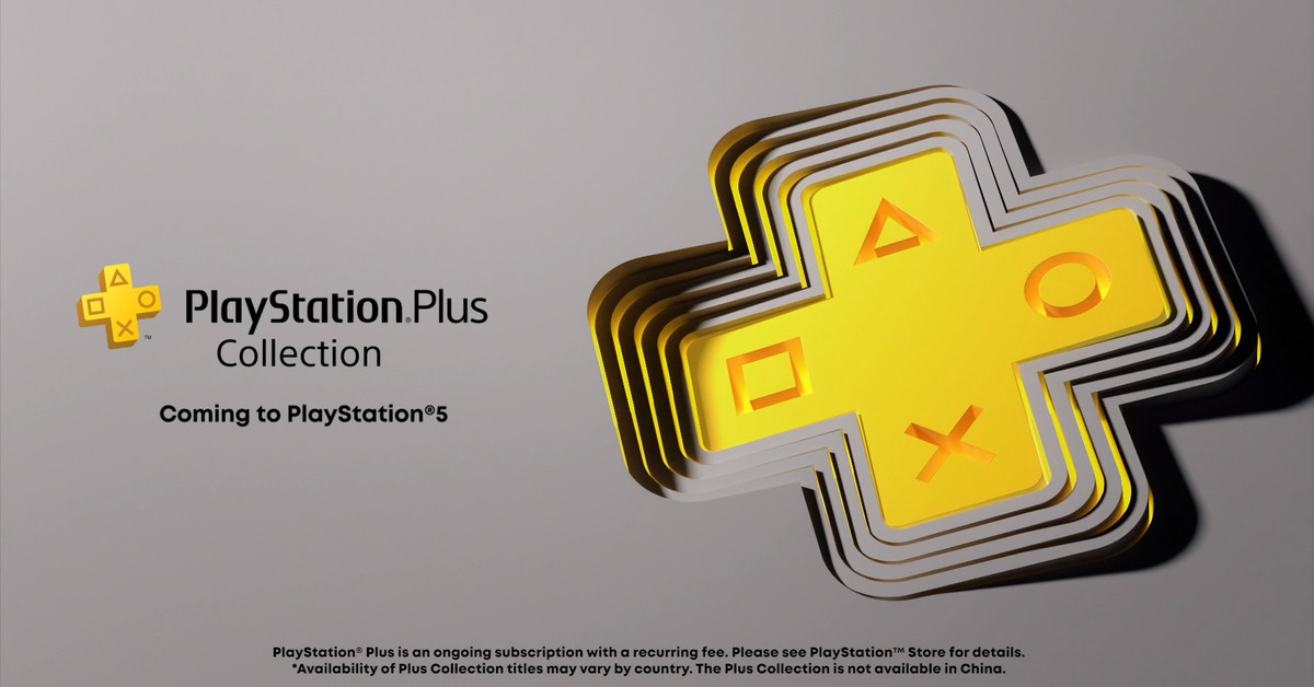 Sony details how its PlayStation Plus Collection for PS5 will work – The Verge