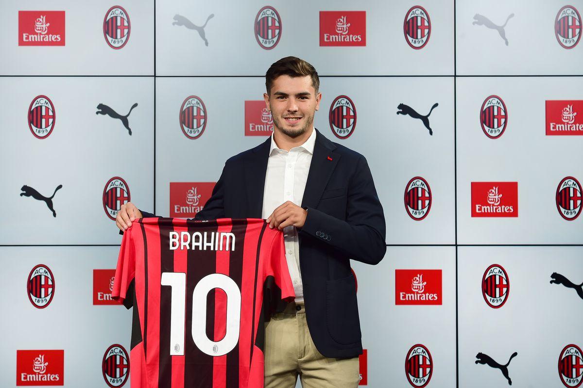 Brahim Diaz Renews His Contract With AC Milan