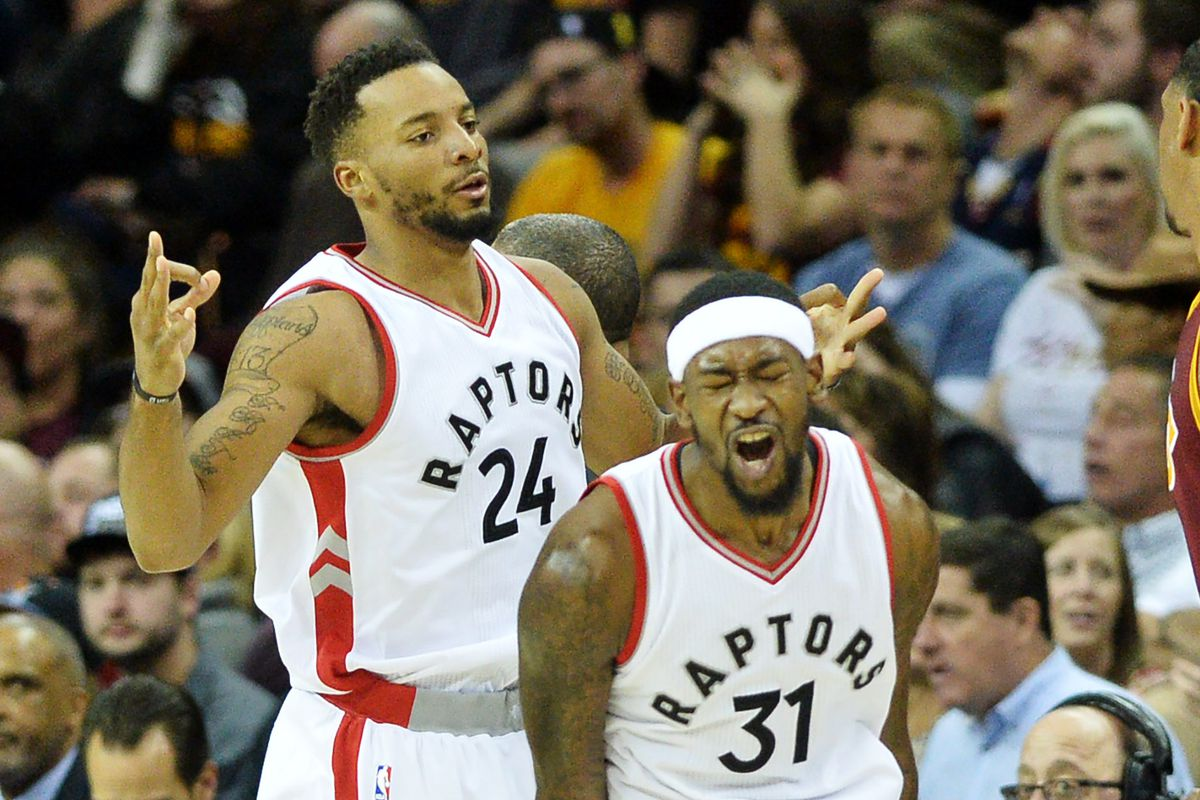 Norman Powell Isn t Better Than Terrence Ross — Yet Raptors HQ
