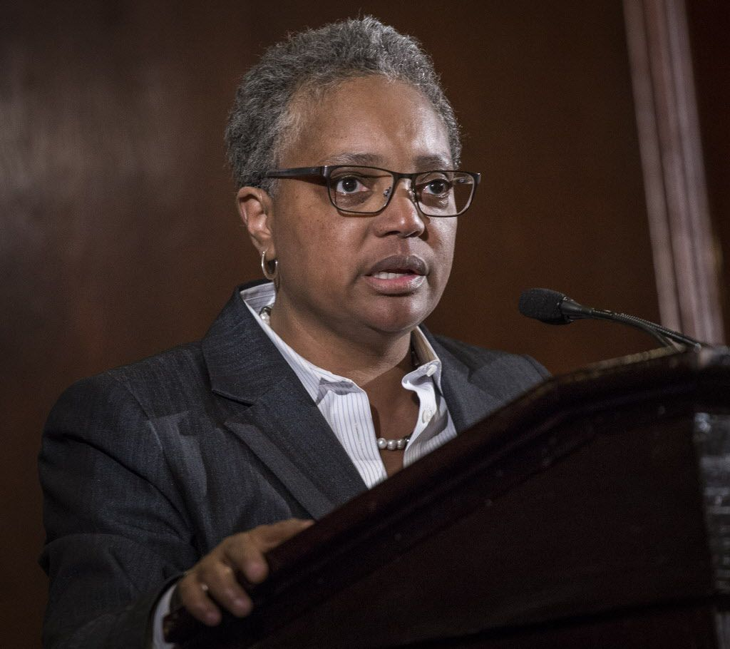 Chicago Police Board President Lori Lightfoot many expect the incoming Trump administration to have a different view of investigations of local police departments, including the probe the Justice Department is concluding in Chicago.   File photo