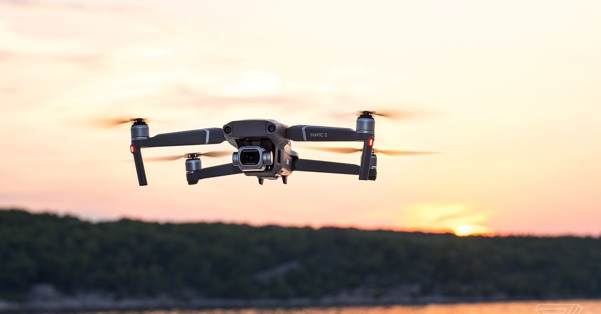 The NYPD has Added 14 Drones to its Arsenal