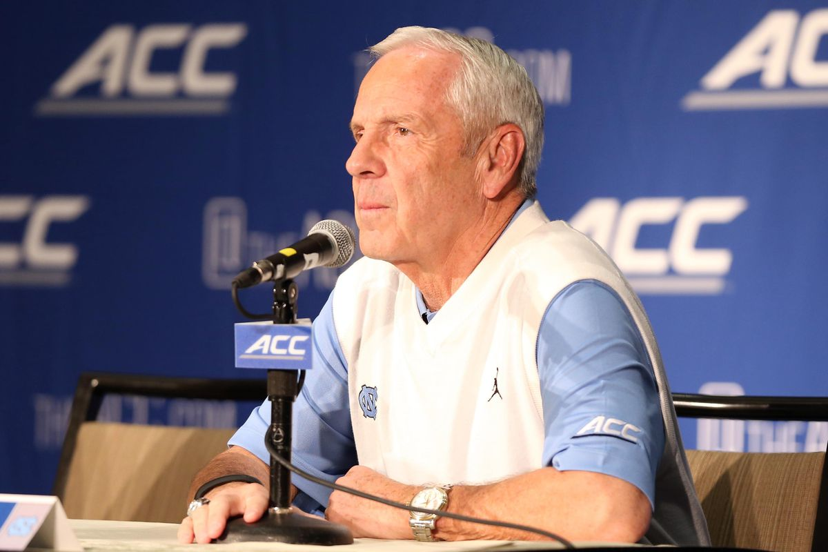 Several Tar Heels got three semester hours of credit for this news conference.