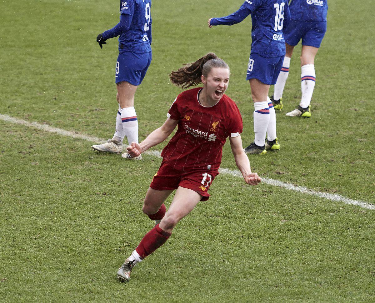Liverpool v Chelsea - Barclays FA Women's Super League