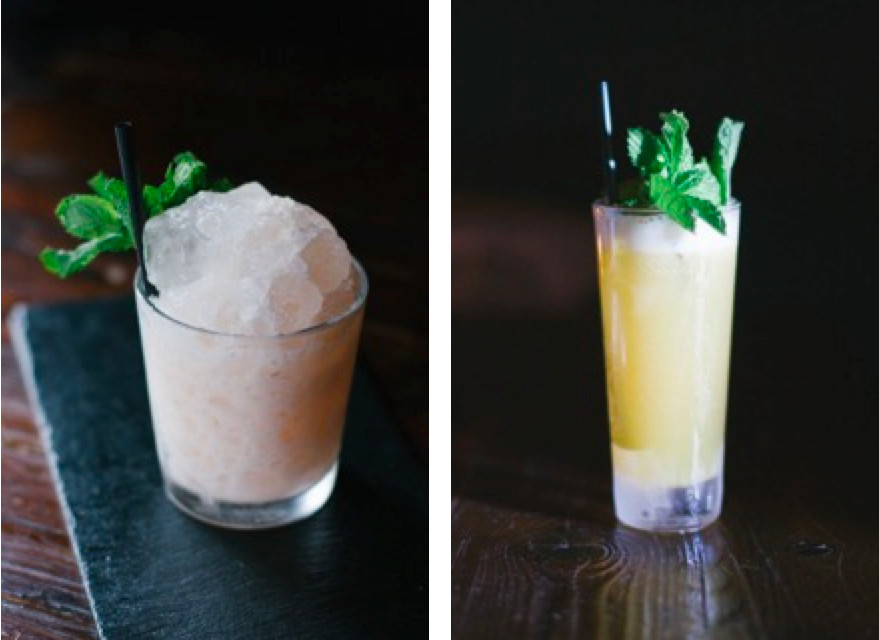 Lion's Share Fall Cocktails