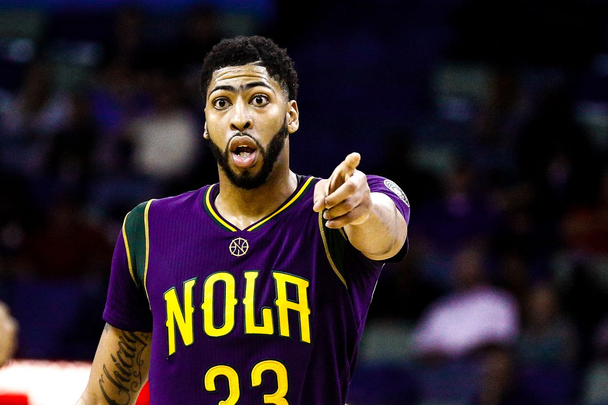 New Orleans Pelicans Dangling 2018 First Round Pick To Bring