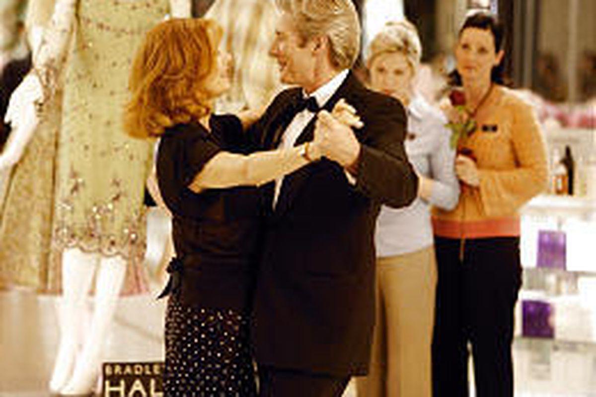 "Susan Sarandon and Richard Gere take to the dance floor in Miramax's ""Shall We Dance?"""