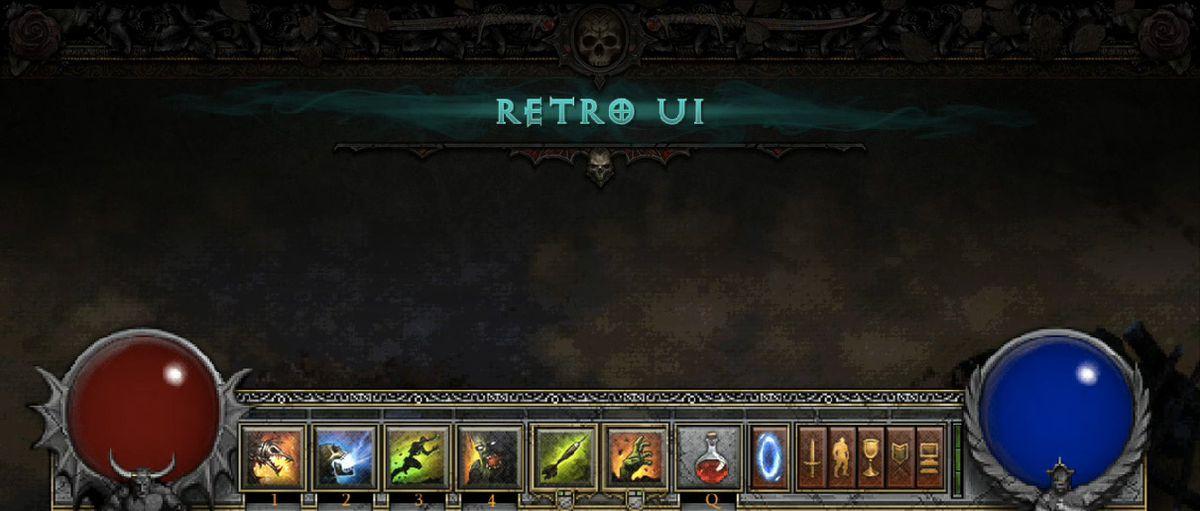 Diablo 3's retro Diablo level is an annual event, comes with