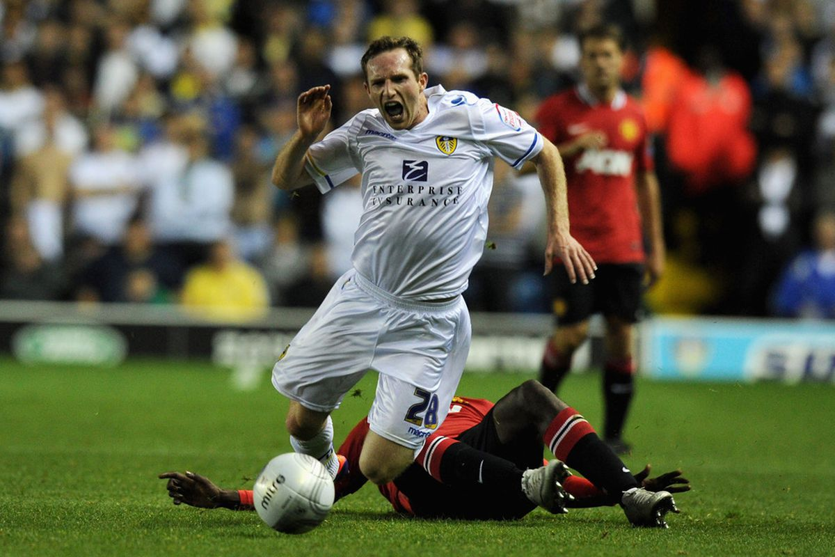 Will Aidan White still be at Leeds next season? (Photo by Gareth Copley/Getty Images)