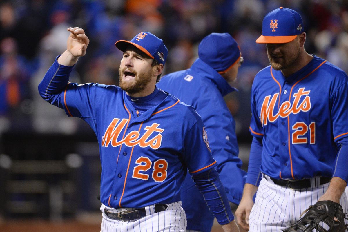 Daniel Murphy continues to roll.