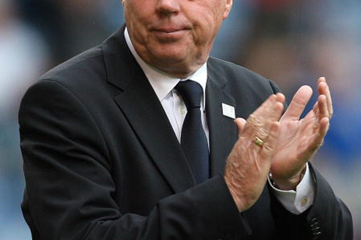 Harry Redknapp photo via getty images
