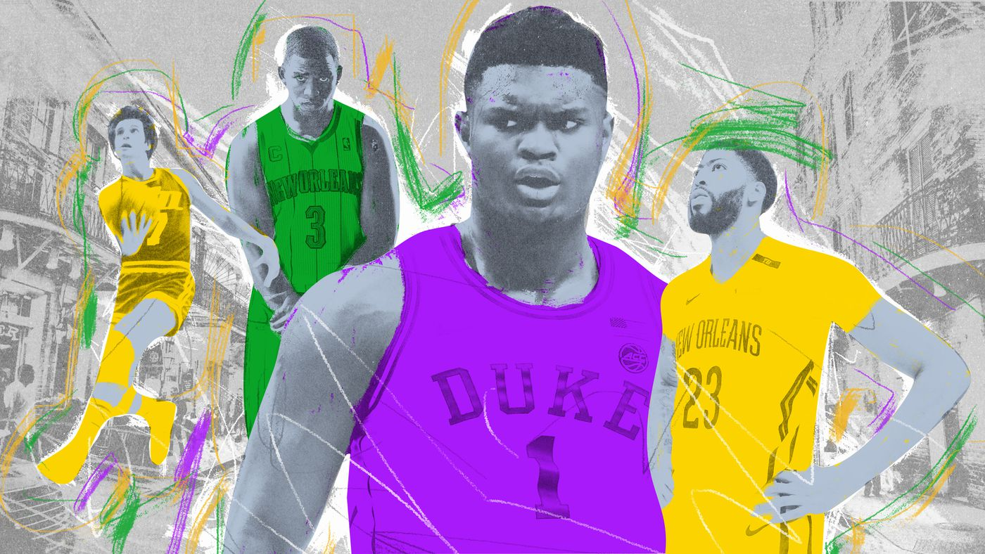 Zion Can Make It Anywhere, but Can He Win Over New Orleans?