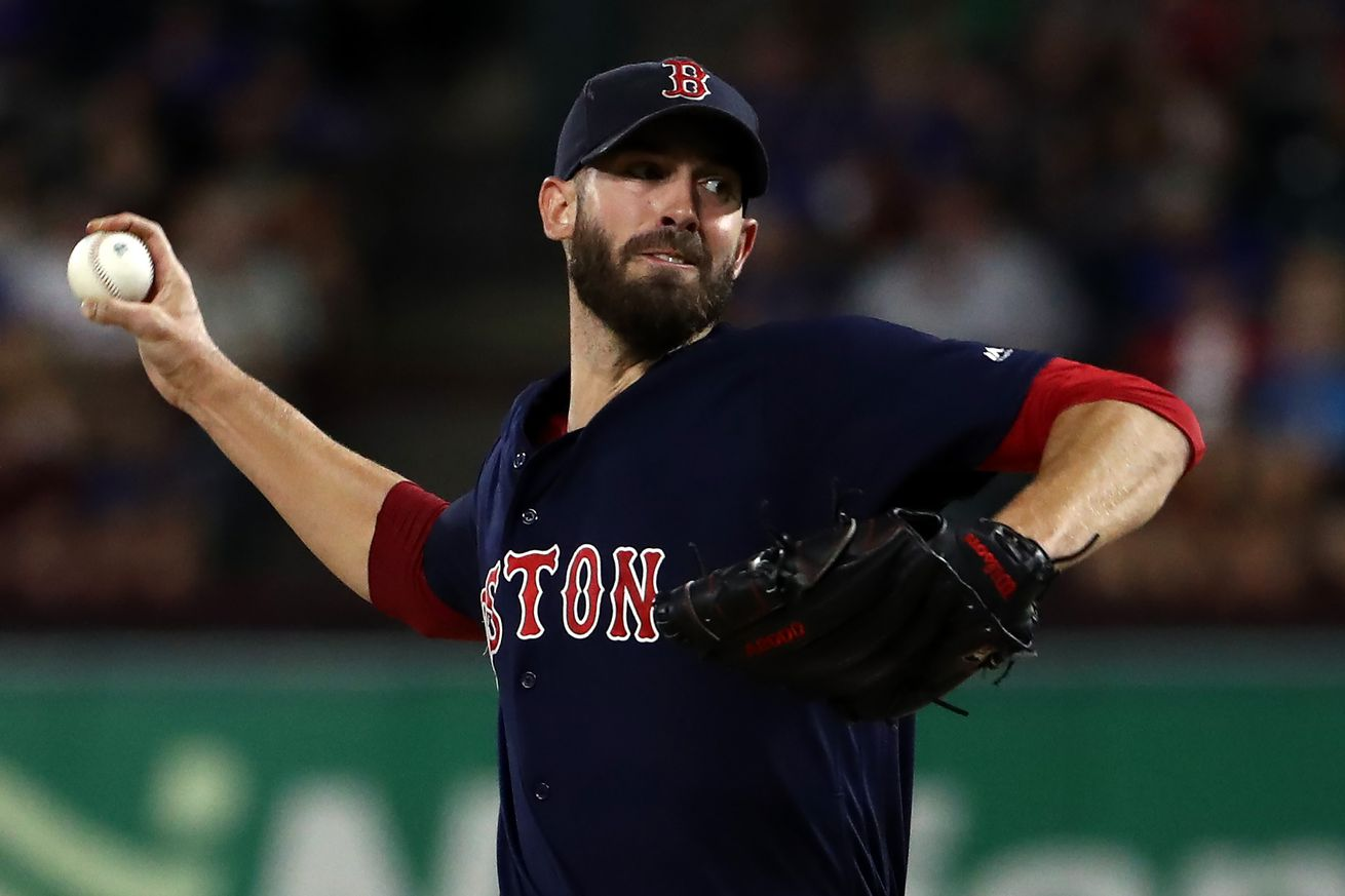 Getting to know Rick Porcello
