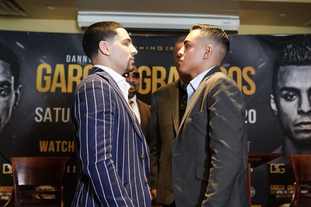 D4TBIUcUwAAYeQx.0 - Perennial underdog Granados goes for glory once more against Garcia