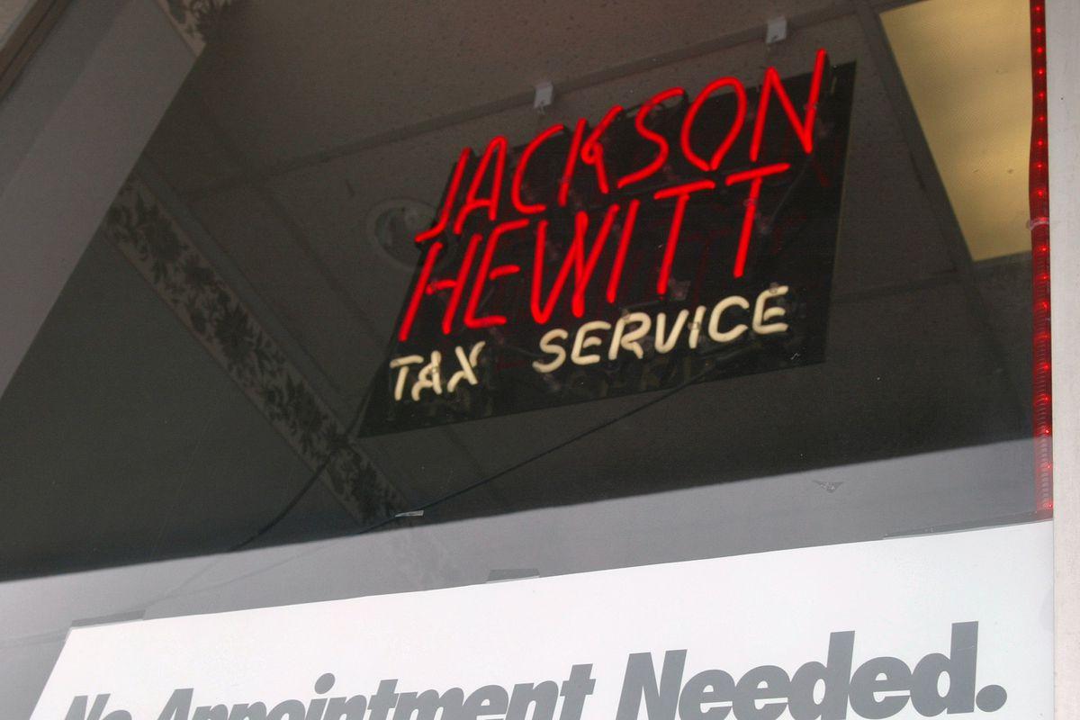 IRS Income Tax Preparation