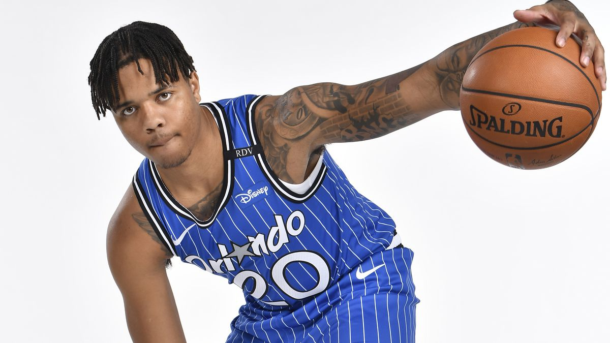 Orlando Magic Introduce Markelle Fultz - Portraits