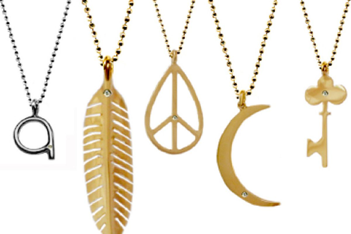 "Ariel Gordon charms via <a href=""http://www.shopdiary.com/2009/04/26/ariel-gordon-jewelry/"">ShopDiary</a>"