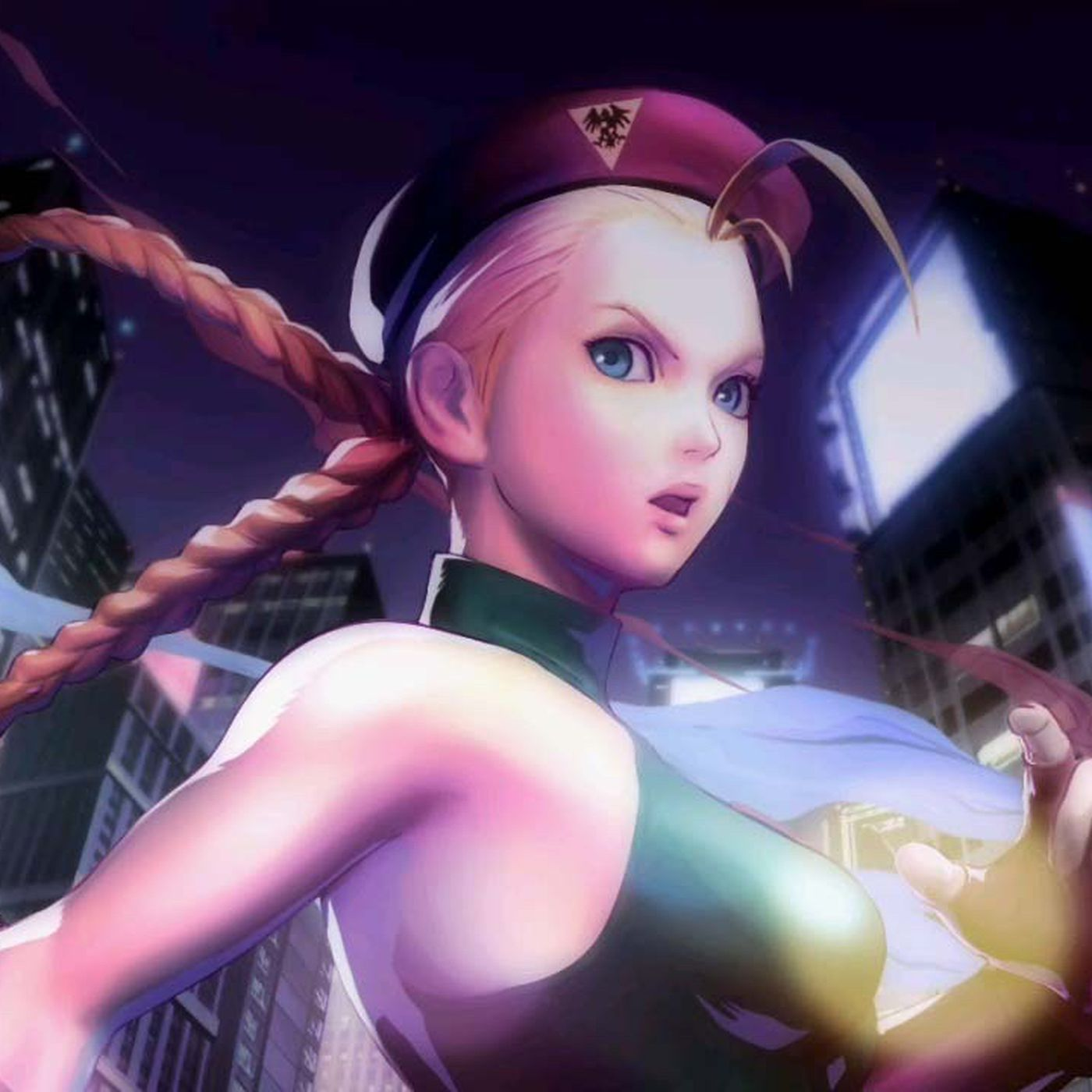 Street Fighter 5 Adds Birdie Cammy And A Beta Polygon