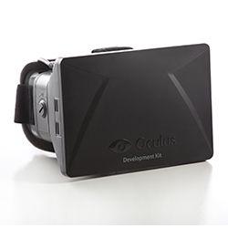 Oculus Dev Kit 1