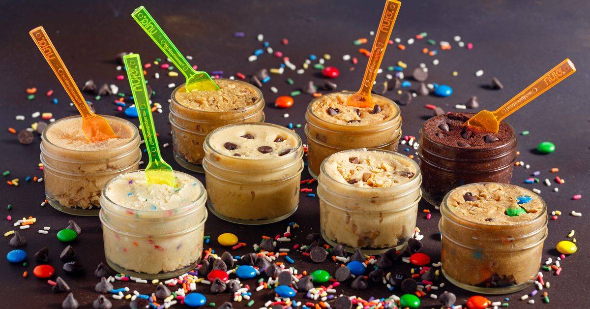 The Cookie Jar Dc Custom DC's Debut Raw Cookie Dough Shop Is Coming Next Month Eater DC