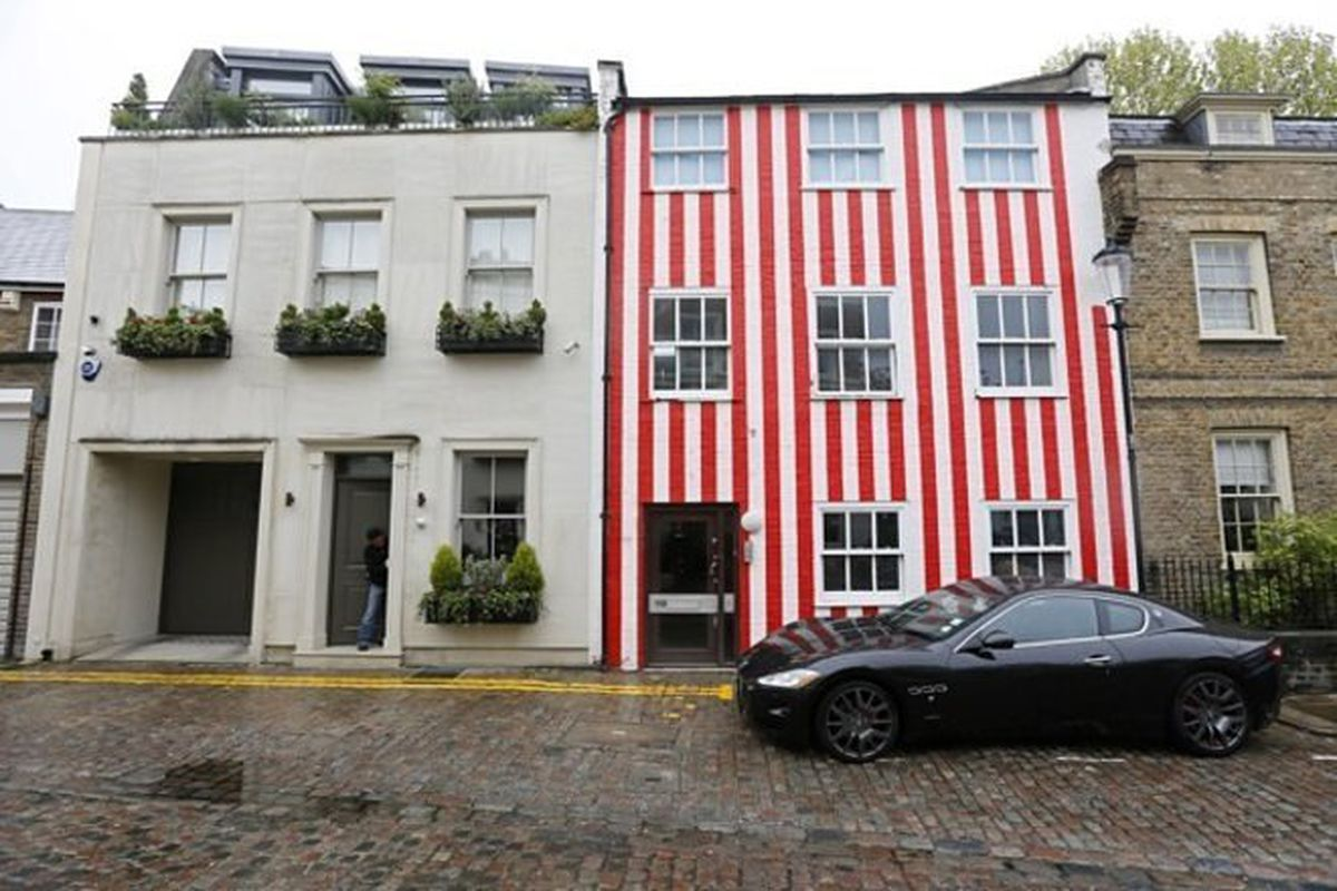 Spite Houses: 12 Homes Created With Anger and Angst - Curbed