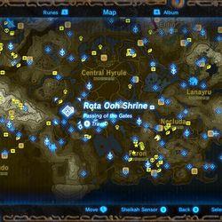 Rota Ooh Shrine Guide - YouTube