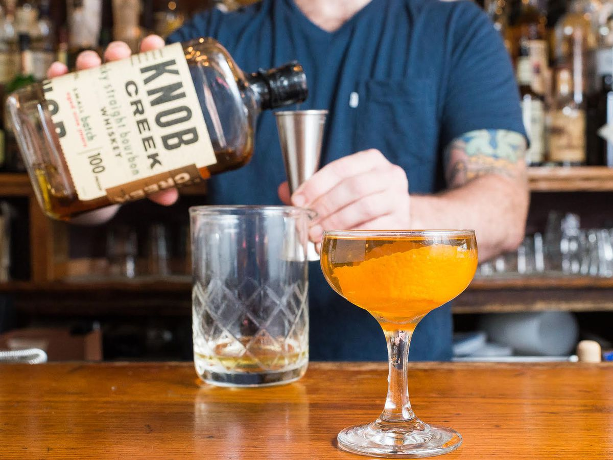 10 Standout Old Fashioneds In Dc Polygon