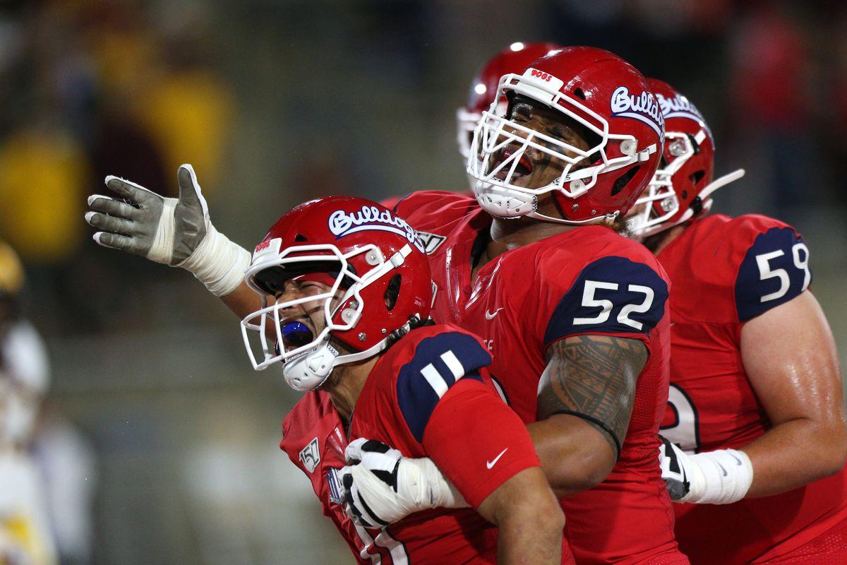 NCAA Football: Minnesota at Fresno State