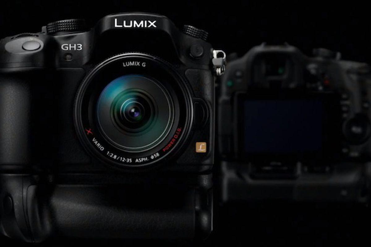 lumix gh3
