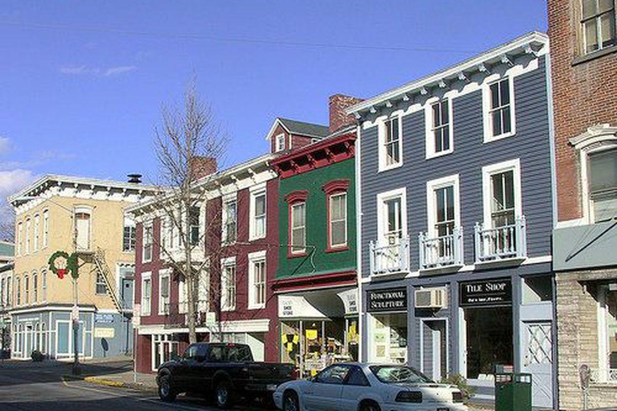 Main Street, Catskill.