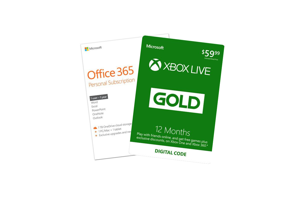Newegg is bundling a year of Microsoft Office with a year of Xbox