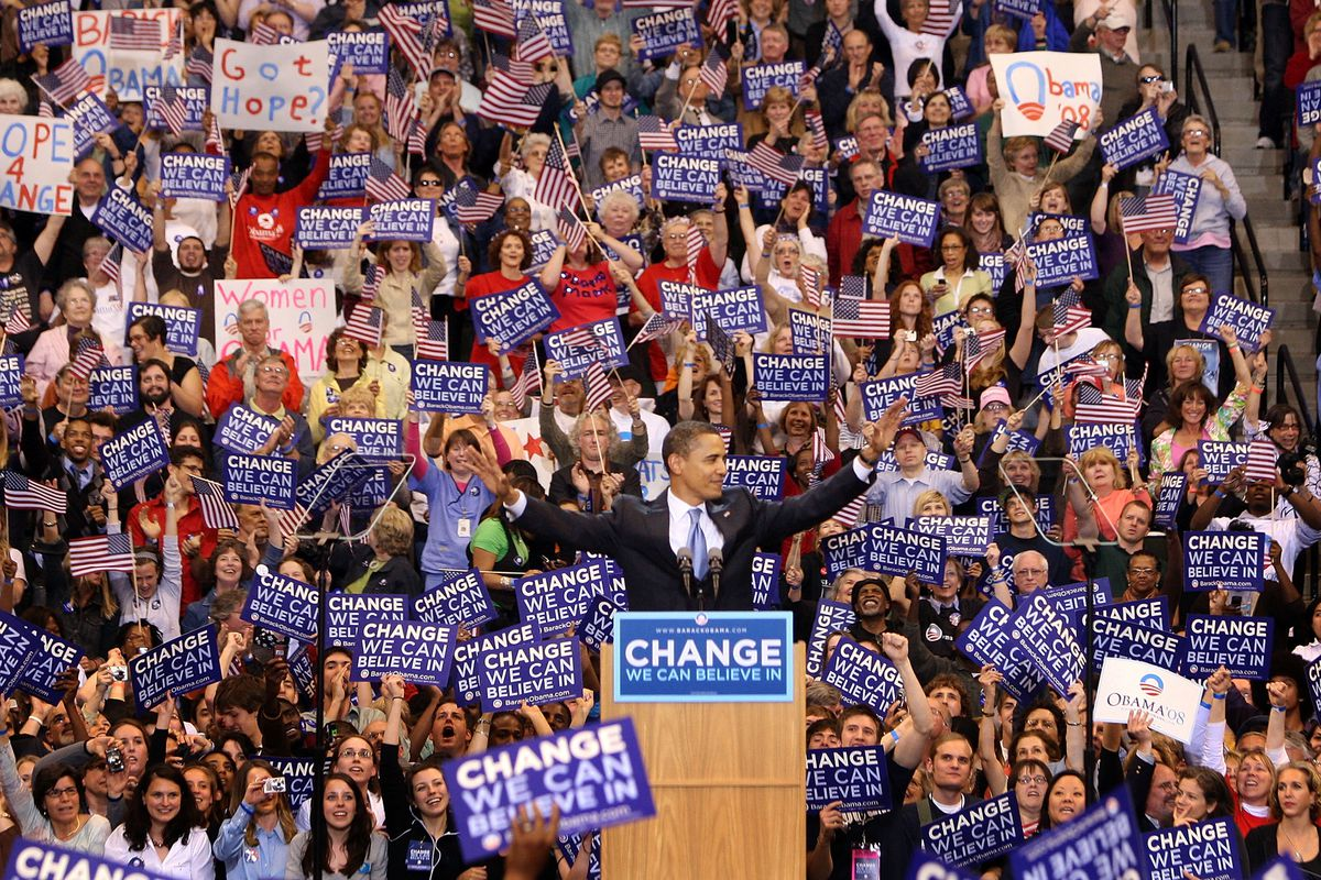 This wasn't the change people were cheering for.