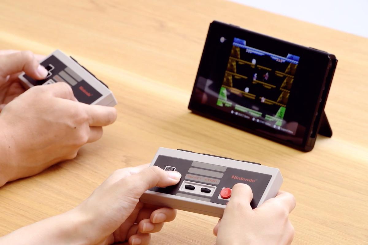 NES Joy-Cons