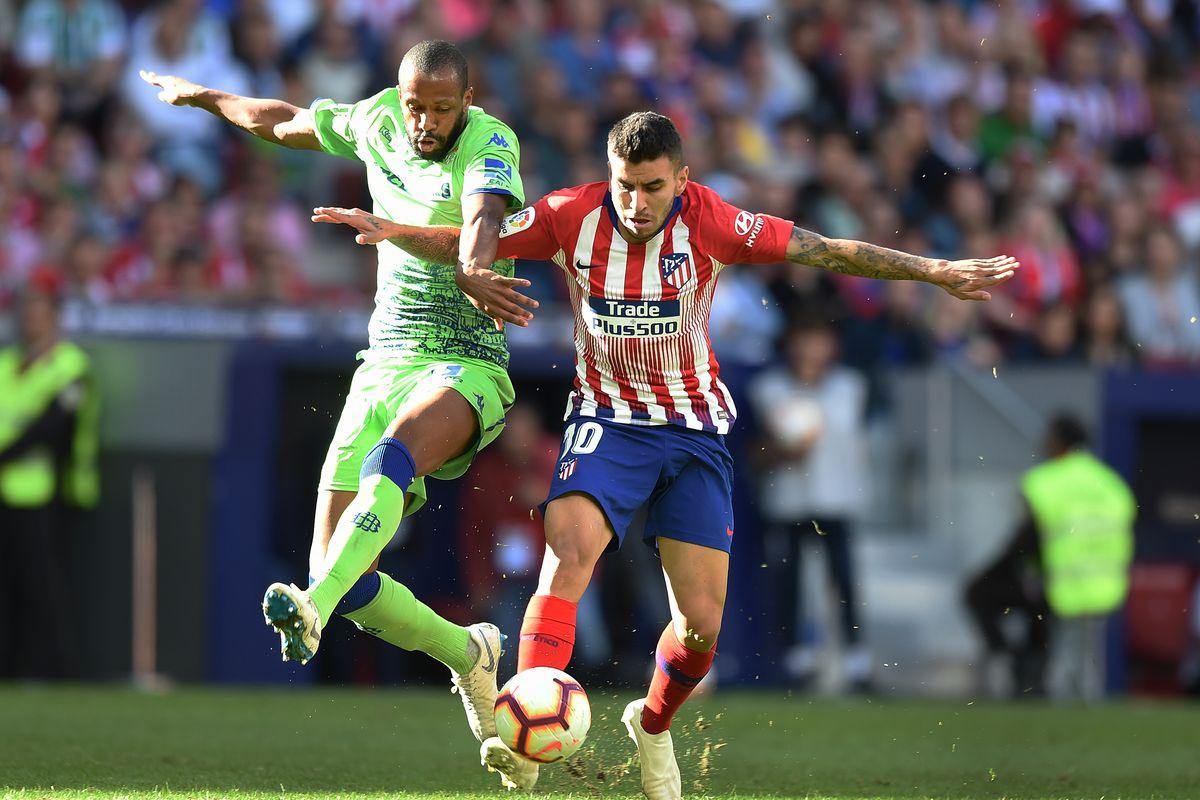 Club Atletico de Madrid v Real Betis Balompie - La Liga
