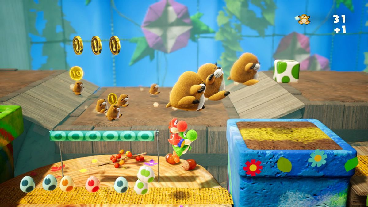 yoshi's crafted world co-op