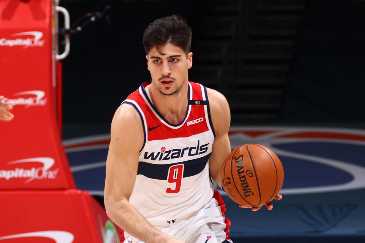 Wizards release open practice footage featuring a mic'd up Deni Avdija -  Bullets Forever