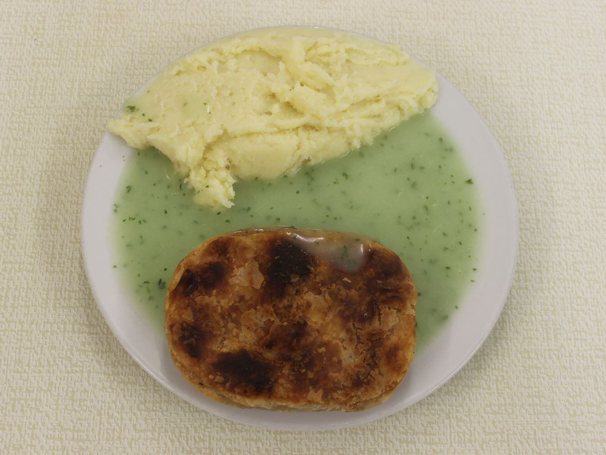 Pie and mash in London: London's best pie and mash shops include Arment's in Walworth