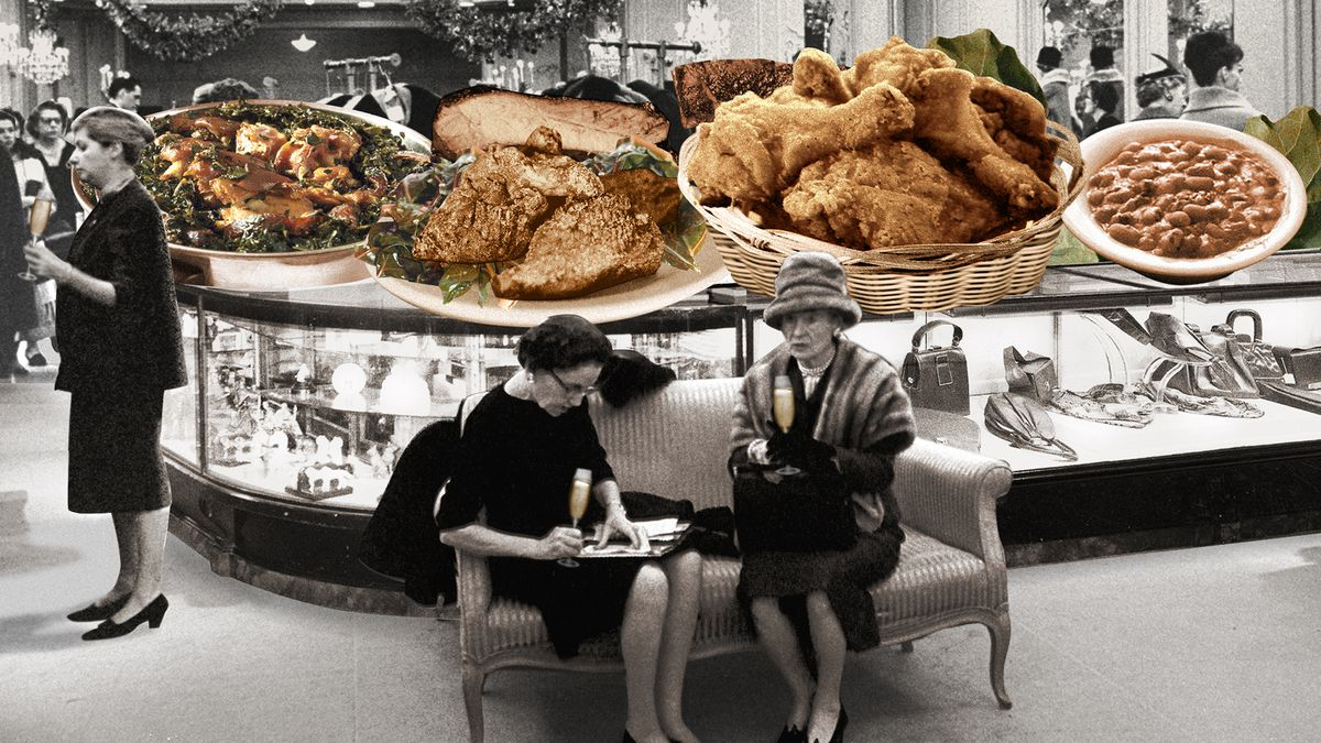 2424b5cd7edf The History of Soul Food in Department Stores - Racked