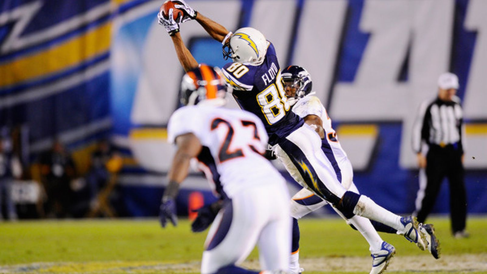 Malcom Floyd Returns To San Diego Chargers On Two Year