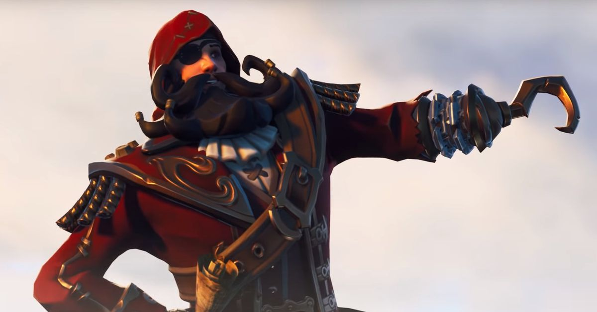 Fortnite's season 8 trailer is all about treasure hunting ...